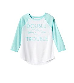 Jessica Simpson Girls' 7-16 3/4 Sleeve