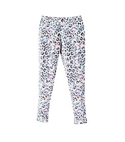 Jessica Simpson Girls' 7-16 Cheetah Printed Leggings