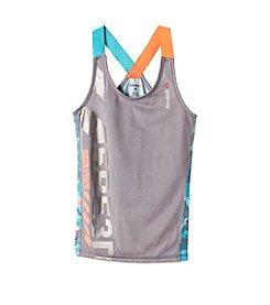 Reebok® Girls' 7-16 Global Speed Tank