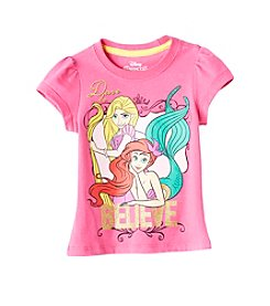 Disney® Girls' 2T-6X Short Sleeve