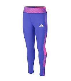 adidas® Girls' 2T-6X Twister Tights
