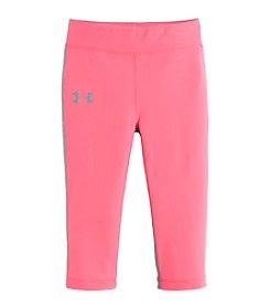 Under Armour® Girls' 2T-6X Capri Leggings