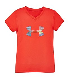 Under Armour® Girls' 2T-6X Short Sleeve Tee