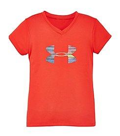Under Armour® Girls' 2T-6X Short Sleeve Tee