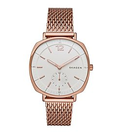 Skagen Denmark Women's Rose Goldtone Rungsted Watch