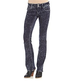 Crave Fame® Acid Wash So Soft Bootcut Jeans