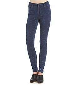 Rewash® Acid Wash Skinny Jeans