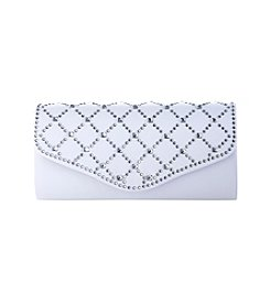 La Regale® Lattice Crystal Clutch