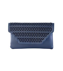 La Regale® Laser Cut Flap Clutch