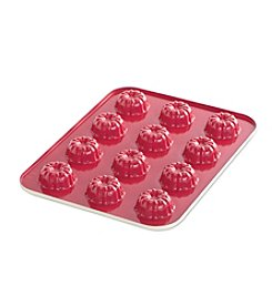 Nordic Ware® Red Bundt Mini Bites Pan