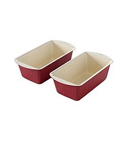 Nordic Ware® Set of 2 Aluminum Mini Loaf Pans