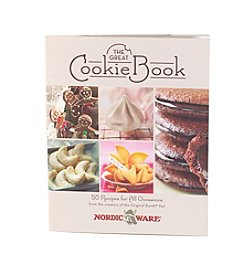 Nordic Ware® The Great Cookie Book