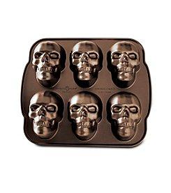 Nordic Ware® Skull Cakelet Pan