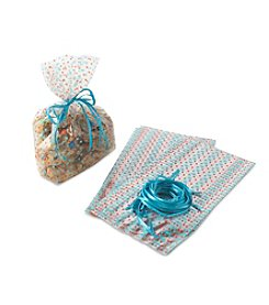 Nordic Ware® 24-ct. Cello Gift Bags with Ribbon