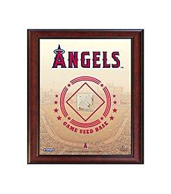MLB® Los Angeles Angels Game Used Base Stadium Collage