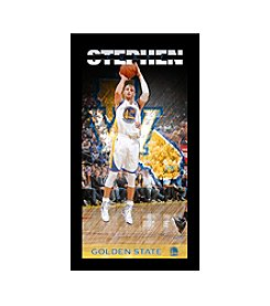 NBA Golden State Warriors Stephen Curry - Player Profile Wall Art Framed