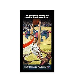 Anthony Davis New Orleans Pelicans Player Profile Wall Art 10