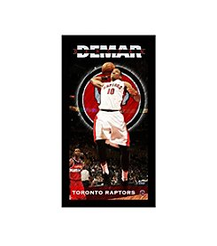 DeMar DeRozan Toronto Raptors Player Profile Wall Art 10