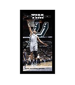Tim Duncan San Antonio Spurs Player Profile Wall Art 10