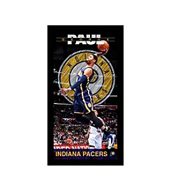 Paul George Indiana Pacers Player Profile Wall Art 10