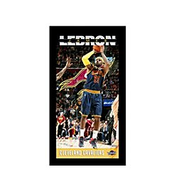 LeBron James Cleveland Cavaliers Player Profile Wall Art 10
