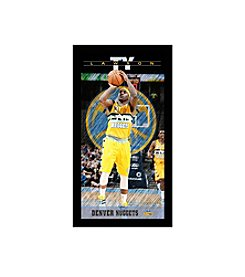 Ty Lawson Denver Nuggets Player Profile Wall Art 10