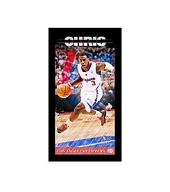 Chris Paul Los Angeles Clippers Player Profile Wall Art 10