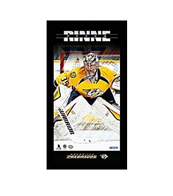 Pekka Rinne Player Profile 10