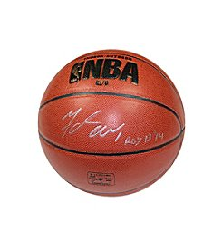 Michael Carter-Williams Signed NBA Z Basketball with ROY Inscription