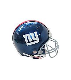 Victor Cruz Signed Authentic New York Giants Helmet