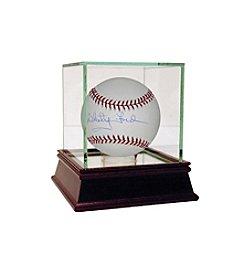 Whitey Ford MLB Baseball