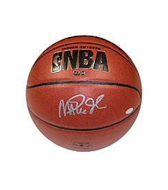 Magic Johnson Signed NBA® Zi/O Basketball