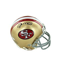 Steiner Sports NFL® San Francisco 49ers Joe Montana Signed Replica Mini Helmet
