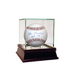 Joe Torre Signed MLB Baseball with Hall of Fame '14 Inscription