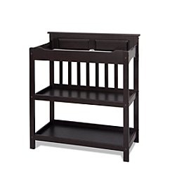 Child Craft Logan Convertible Dressing Table and Twin Bed Headboard