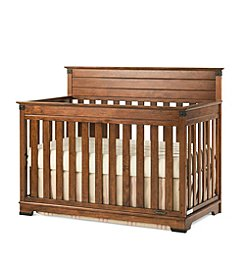 Child Craft Coach Cherry Redmond 4-in-1 Convertible Crib