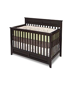 Child Craft Logan 4-in-1 Lifetime Convertible Crib
