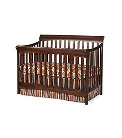 Child Craft Select Cherry Ashton 4-in-1 Convertible Crib