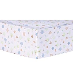 Trend Lab Forest Tales Animals Crib Sheet