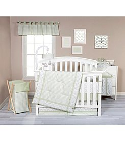 Trend Lab Sea Foam Baby Bedding Collection