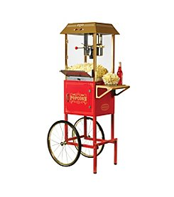 Nostalgia Electrics® Old Fashioned Movie Time Popcorn Cart