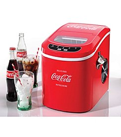 Nostalgia Electrics® Coca-Cola Series Ice Maker