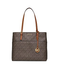 MICHAEL Michael Kors® Bedford Large Logo Pocket Tote