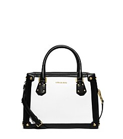 MICHAEL Michael Kors® Taryn Medium Leather Satchel