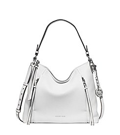 MICHAEL Michael Kors® Corinne Large Leather Shoulder Bag