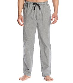 Nautica® Men's Gingham Lounge Pants