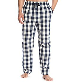 Nautica® Men's Checkered Lounge Pants