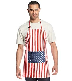 Wembley® Men's Star Spangled Barbecue Apron