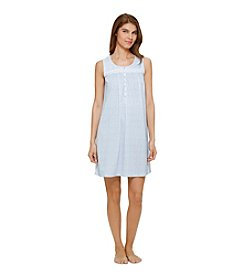 Aria® Sleeveless Short Nightgown