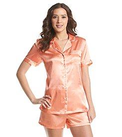 Chanteuse® Satin Pajama Set